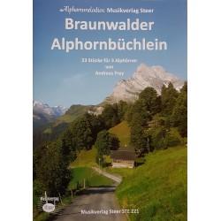 Braunwalder Alphornbüchlein