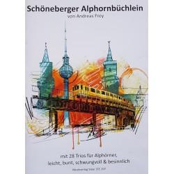 Schöneberger Alphornbüchlein
