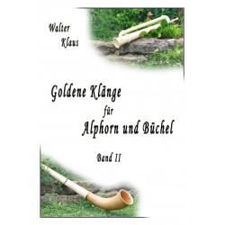 Goldene Klänge für Alphorn...