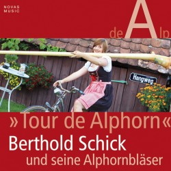 CD Tour de Alphorn