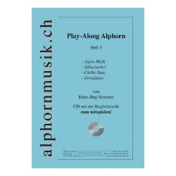 Play-Along Alphorn Heft 3