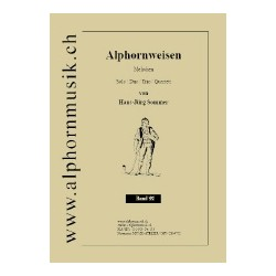 Alphornweisen Band 10